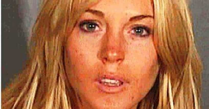 Celebrity Mug Shots | List of Celebrities Who Have Been ...