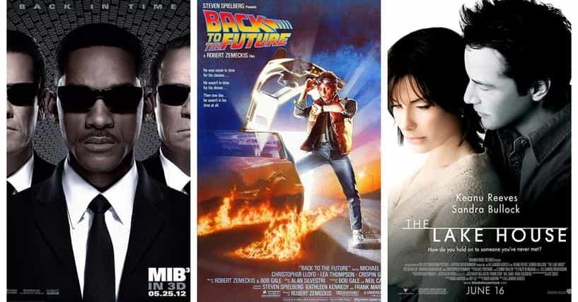 Time Travel Movie Plot Holes