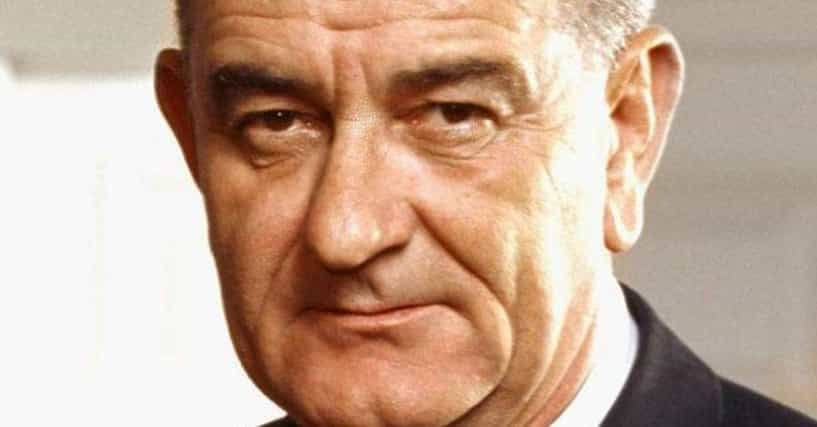 a biography of lyndon baines johnson 36th president of the united states Lyndon b johnson: the rehabilitation of the man who served as the 36th president of the united states brief biography of president lyndon baines johnson.