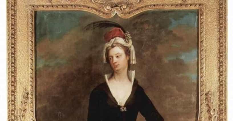 Montagu, Lady Mary Wortley (1689–1762)   Encyclopedia.com