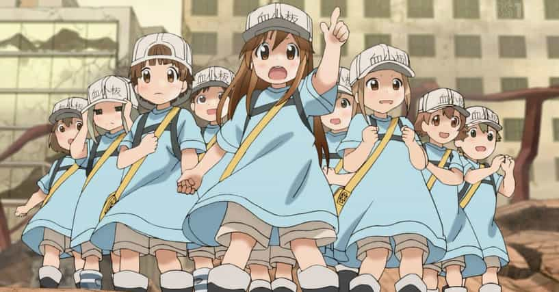 The 20 Cutest Anime Characters Of All Time Ranked