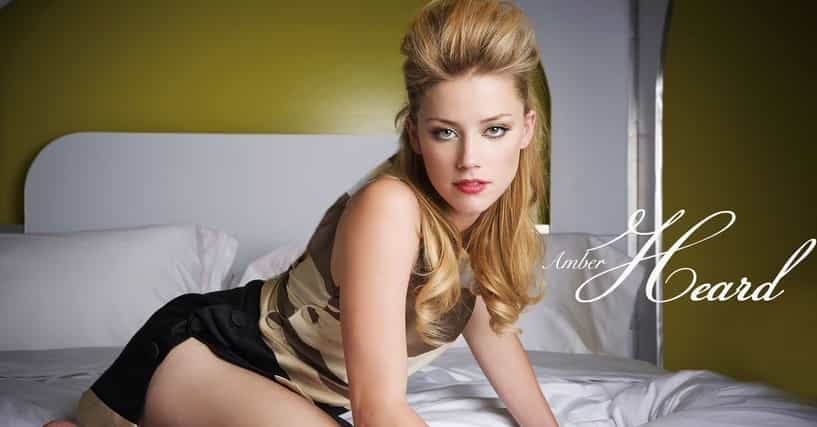 Amber Heard Movies List: Best to Worst Amber Heard Movies