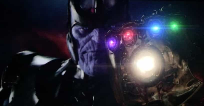 How All The Infinity Stones In The Comics Are Super Different Than The MCU