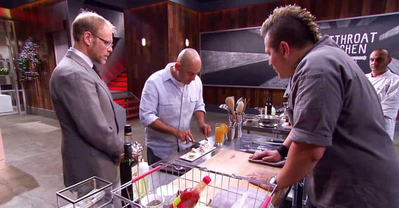 Best Episode Of Cutthroat Kitchen