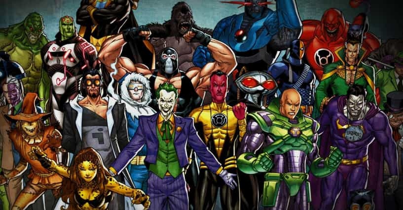 Image result for comic book villains