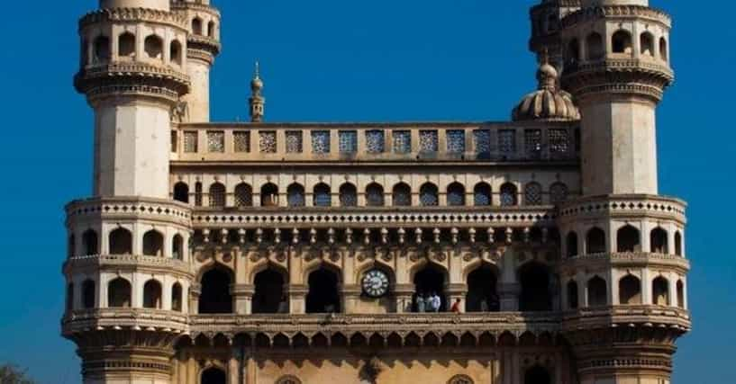 Hyderabad architecture list of famous hyderabad for 3 famous landmarks