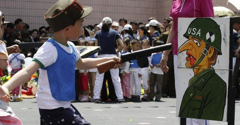 What Do North Korean Schoolchildren Learn About The United States?