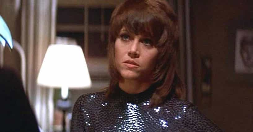jane fonda nude movies list