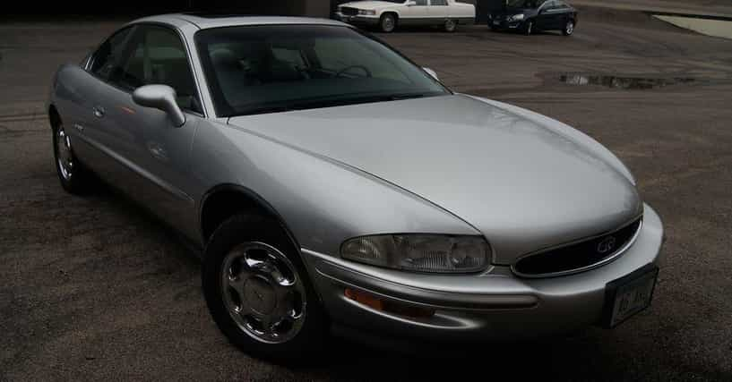 Buick Cars List: List Of All 1999 Buick Cars