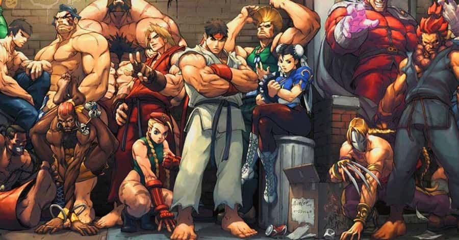 All The Best Street Fighter Characters Ranked List