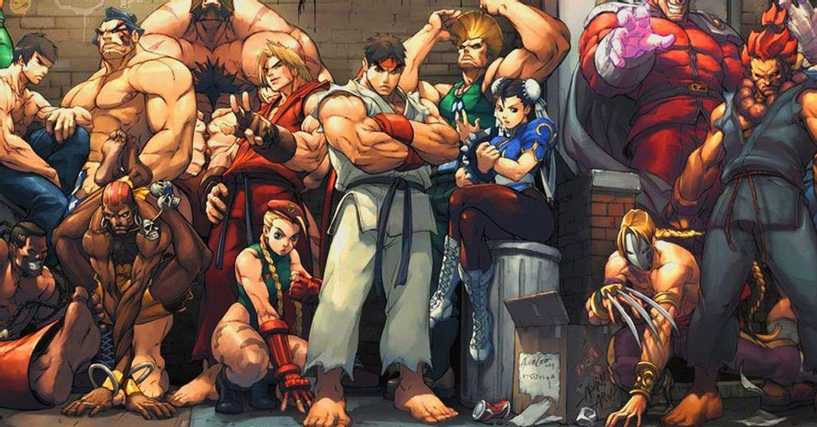 best street fighter 2 game