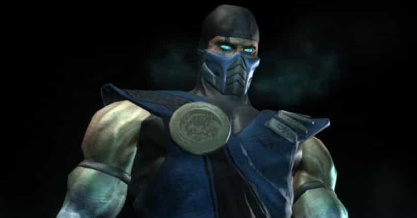 The Greatest Mortal Kombat Characters Ever, Ranked