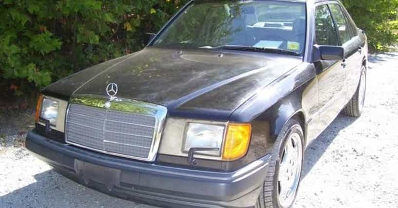 1992 mercedes benzs list of all 1992 mercedes benz cars for Mercedes benz list of cars
