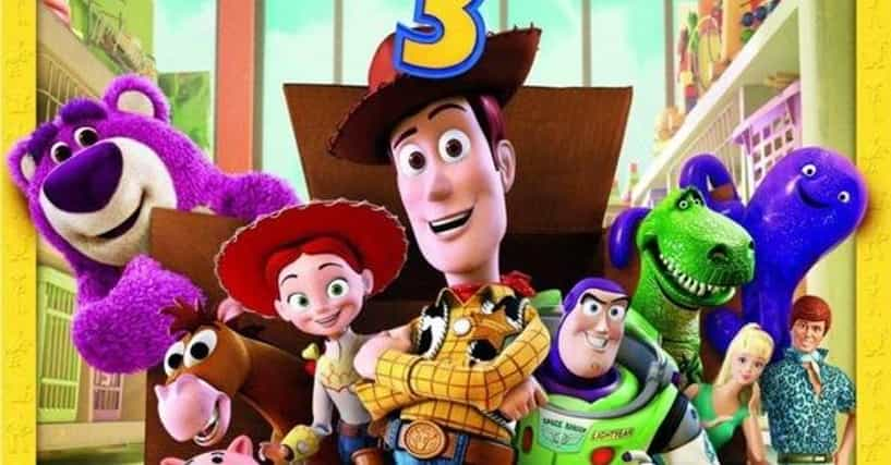 Toy Story 3 Cast List: Actors and Actresses from Toy Story 3