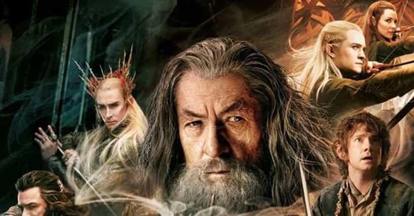 the hobbit characters