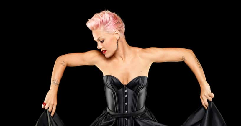 P Nk Hairstyles: A Guide To P!nk's Many Hairstyles Over The Years