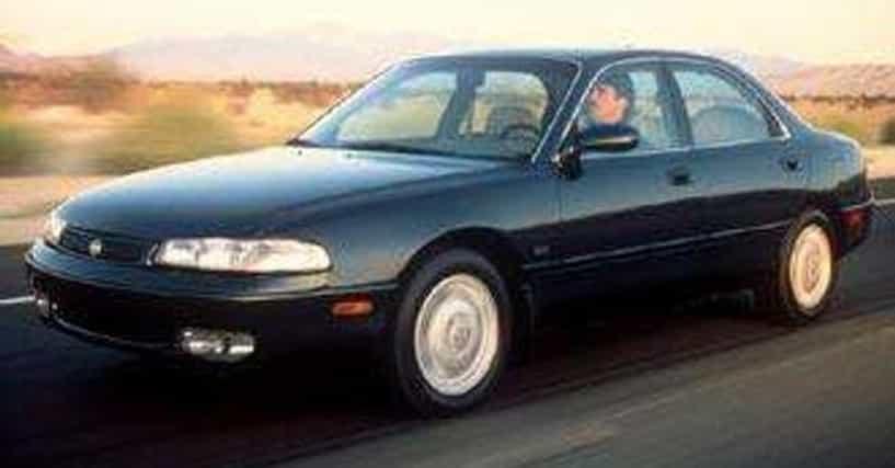 Where Are Mazdas Made >> 1993 Mazdas | List of All 1993 Mazda Cars