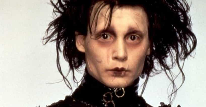 a plot summary of tim burtons movie edward scissorhands No discourse although the plot is similar to the movie the following summary: ago in the movie by tim burton, edward scissorhands was many.