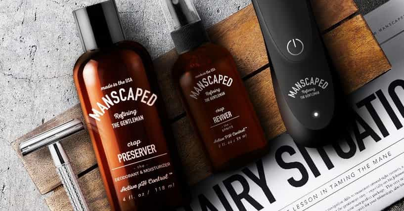 15 Male Care Products That Promote Personal Hygiene And Confidence