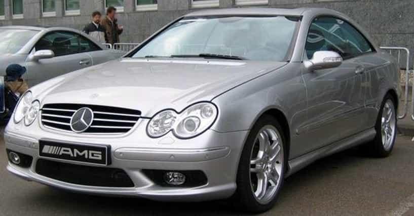 All mercedes benz clk class cars list of popular for Mercedes benz models list