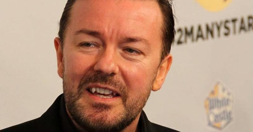 Ricky Gervais' New Movie - YouTube |Ricky Gervais Movies
