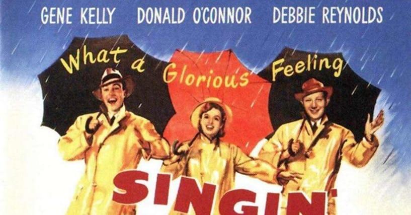Singin' In The Rain Movie Quotes