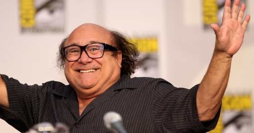 TMI Facts About Danny DeVito's Sex Life