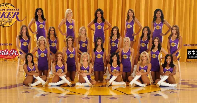 The Hottest Laker Girls Of The 2013 2014 Season