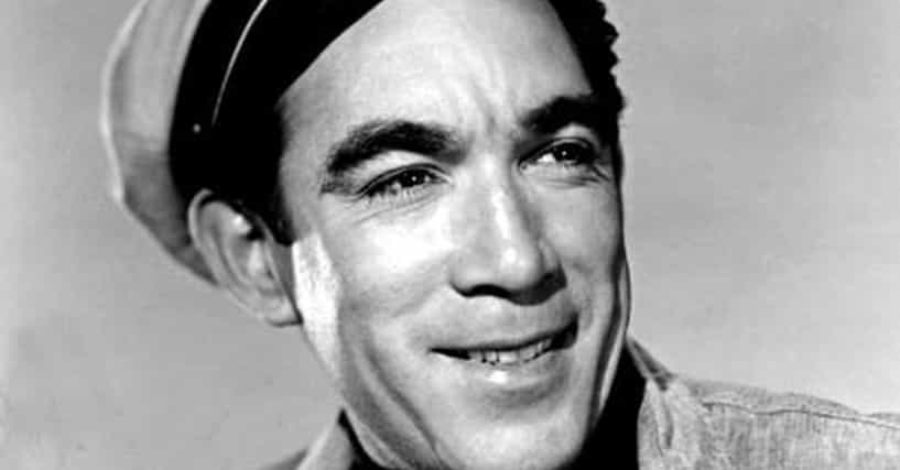 Anthony Quinn Movies List: Best to Worst