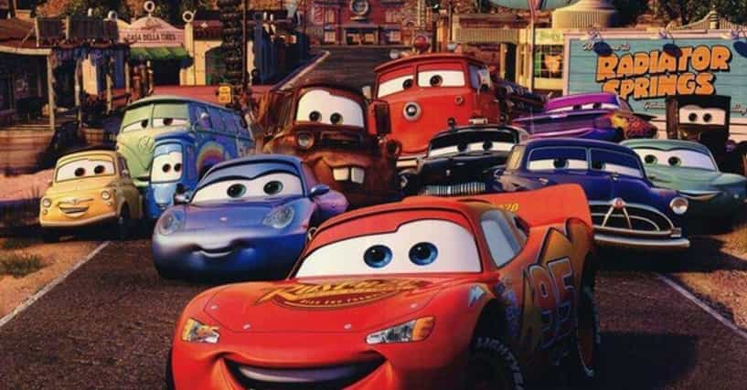 Image result for cars the movie