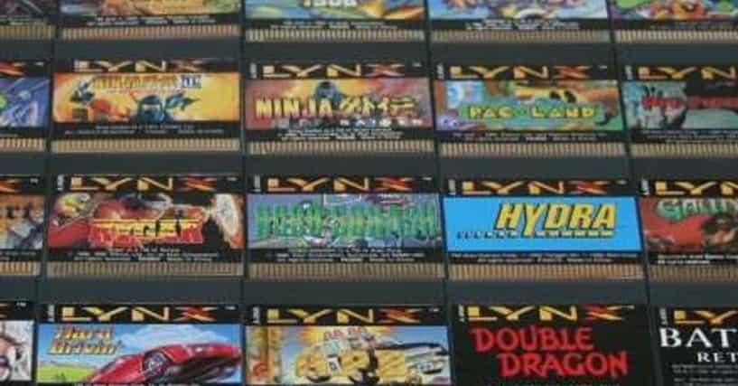 Play Ms. Pac-Man Online AL Game Rom - Atari Lynx Emulation ...
