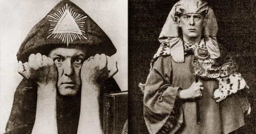 the many faces of aleister crowley essay
