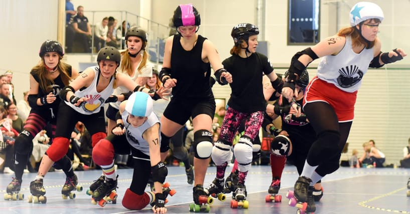 Full Contact Combat Sport >> Funny Roller Derby Player Names | Best Names For Roller Derby Players