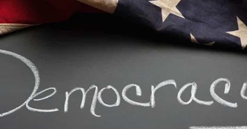 democracy is the best revenge essay