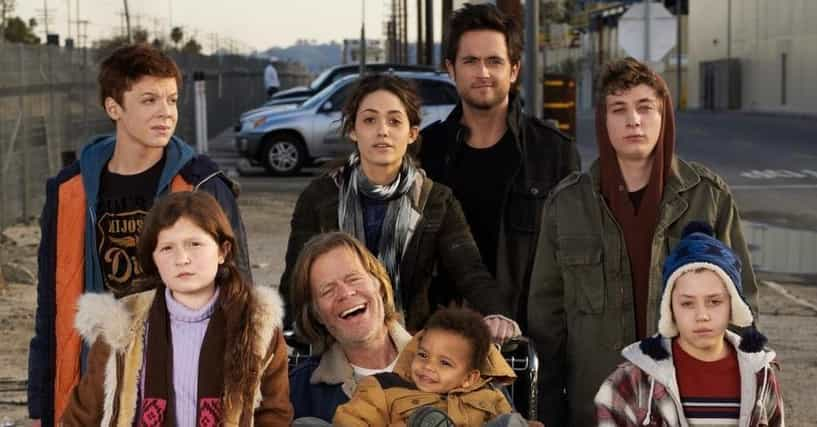 Shameless Cast   List of All Shameless Actors and Actresses