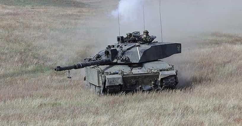 Modern Battle Tanks in Use Today