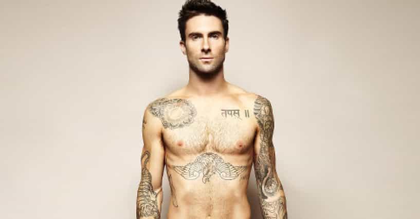 famous men nude pictures