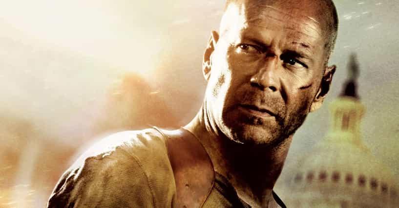 Bruce Willis Movies List: Best to Worst Bruce Willis Movies List