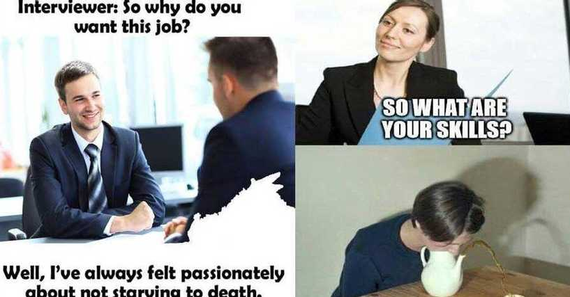 Food Service Job Interview Tips
