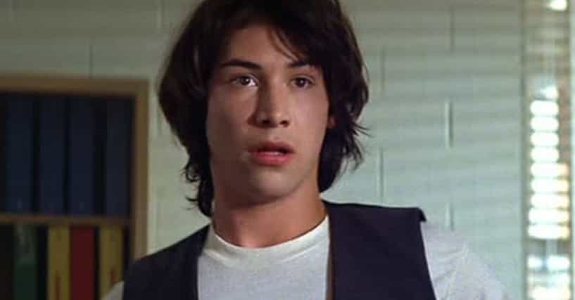 25 Photos of Keanu Reeves When He Was Young  Reeves