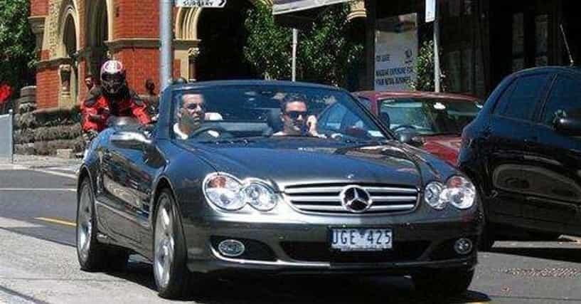 All Mercedes Benz Sl Class Cars List Of Popular Mercedes