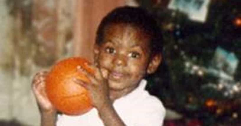 20 Photos of LeBron James When He Was Young Mila Kunis Kids