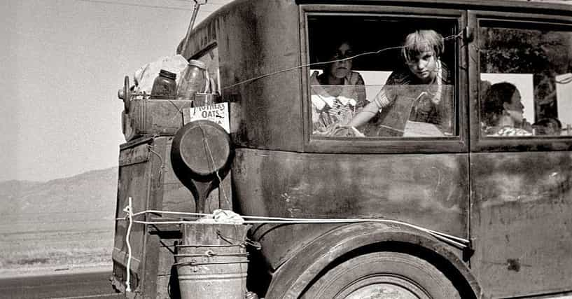 20 Haunting Great Depression Pictures