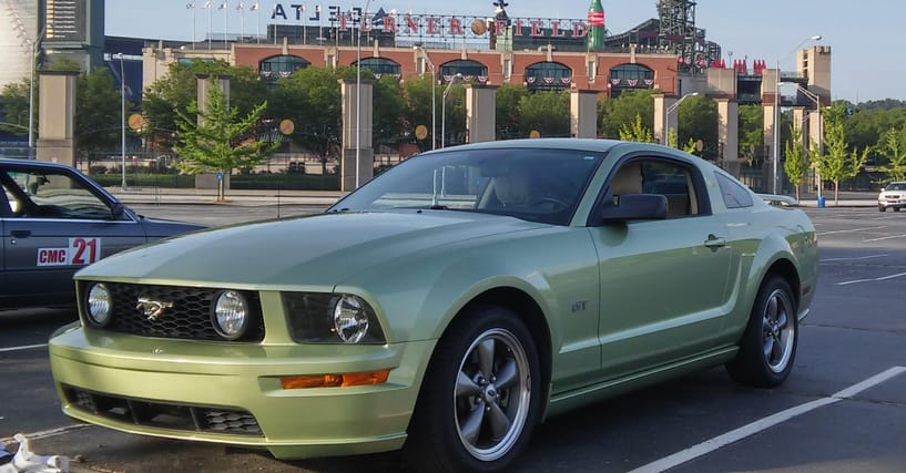 Ford College Station >> All Ford Mustang Cars | List of Popular Ford Mustangs with ...