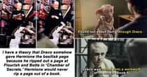 Draco Malfoy Fan Theories We Will Be Telling Our Father About