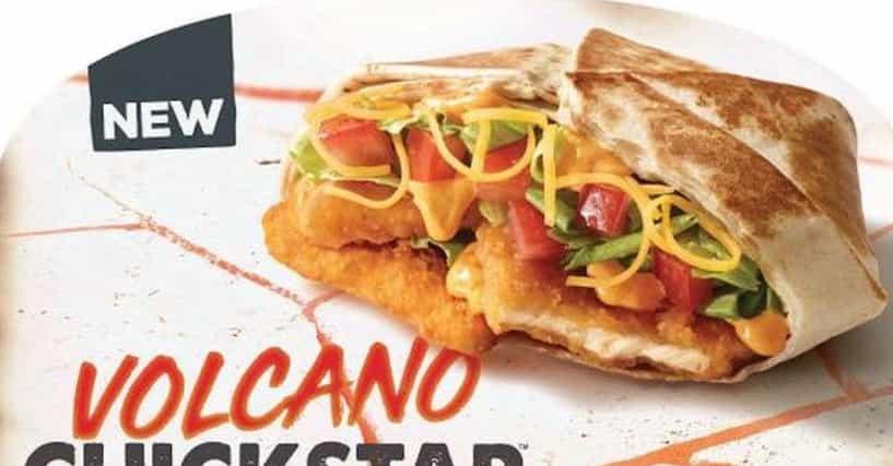 New Fast Food Items 2017 List Of New Menu Items Coming Soon