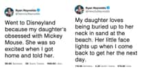 32 Times Ryan Reynolds Threw His Daughters Under The Bus For A Quality Tweet