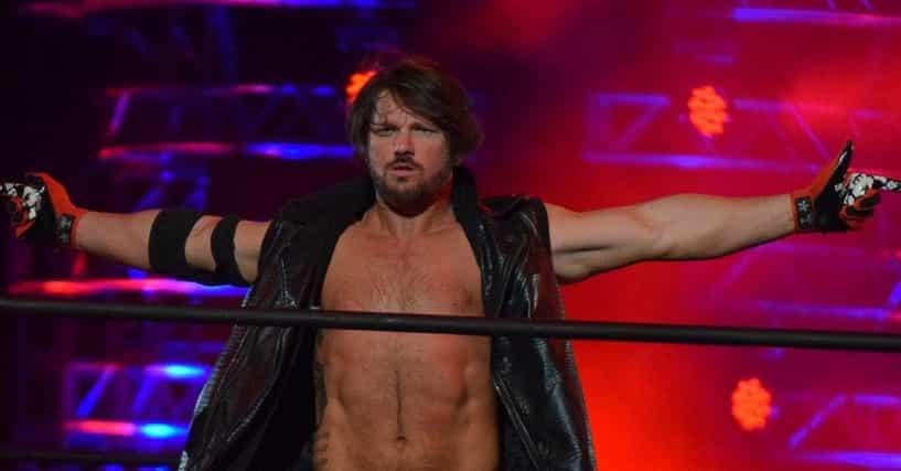 The Best Wrestlers Over 40 Still Wrestling