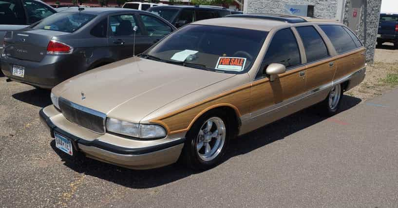 Buick Cars List: List Of All 1993 Buick Cars
