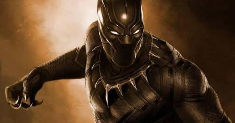 22 Little-Known Facts About Marvel's Black Panther - photo#48